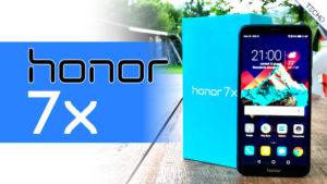 Honor 7X RECENSIONE