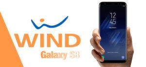 Wind Offerta Samsung Gakaxy S8