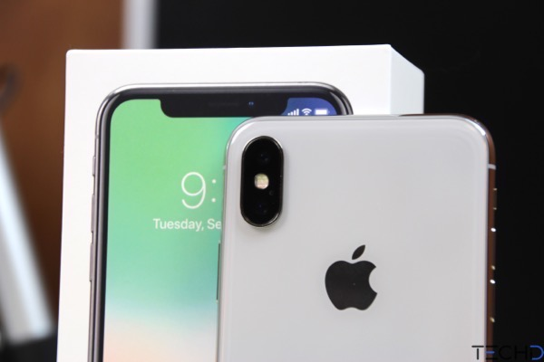 iPhone X Fotocamera