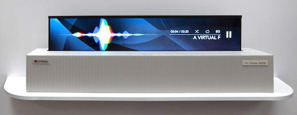 LG OLED 65 arrotolabile