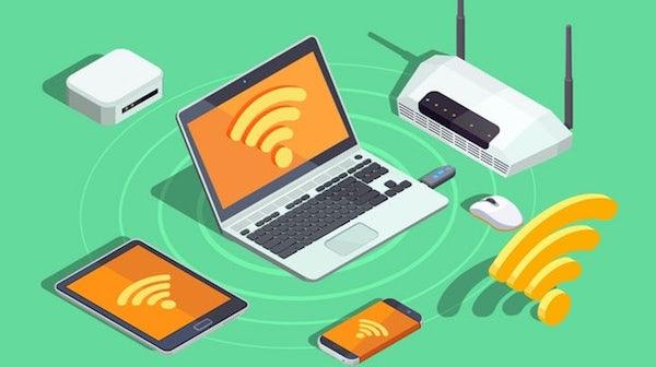 Wi-fi WPA3 network