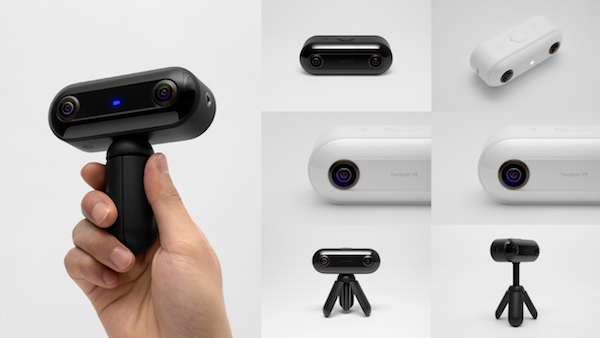 TwoEyes VR camera kit