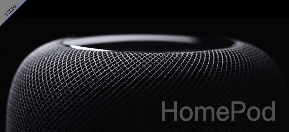 HomePod Apple