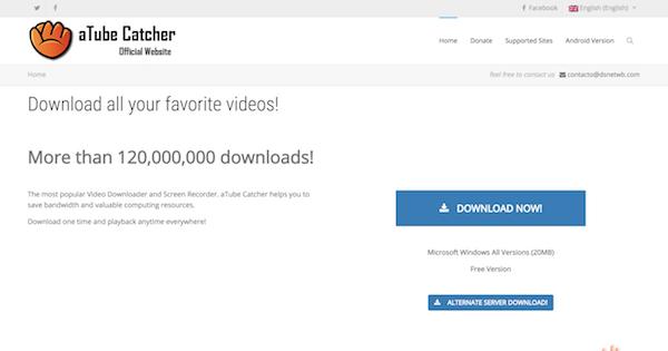YouTube Atube Catcher