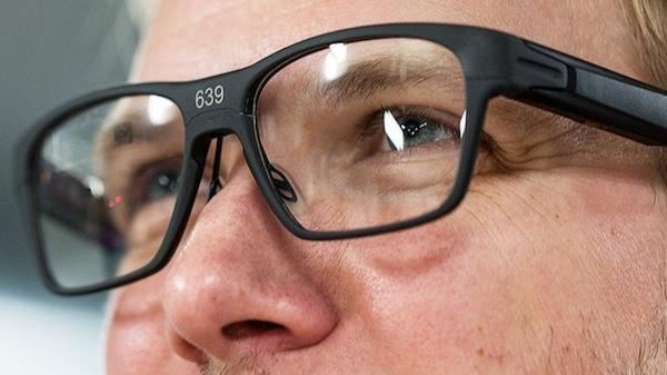 Smart Glass Vaunt Intel