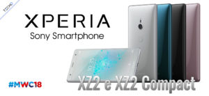 Sony Mobile Xperia XZ2 Compact