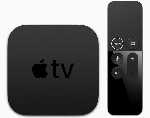 Apple TV tvOS WWDC 2018