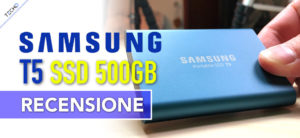 Samsung T5 SSD 500