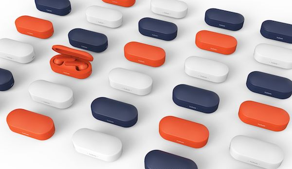 TicPods colors