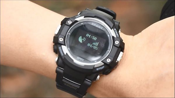 NO.1 F6 smartwatch