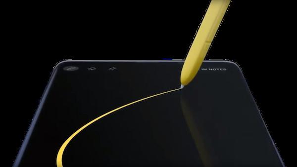 Note 9 S-Pen