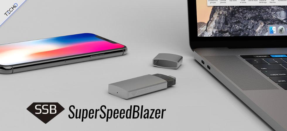 SuperSpeedBlazer