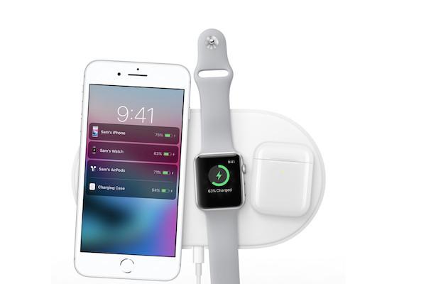 Apple Keynote AirPower