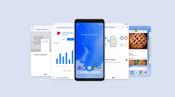 Note 9 Android 9 Pie