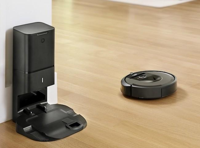 Roomba e5 i7+