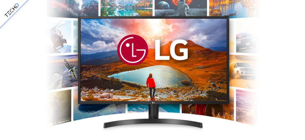 LG 4K HDR
