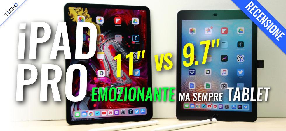 iPad Pro 11 pollici RECENSIONE