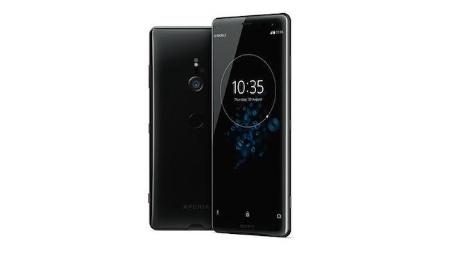 Black Friday Sony Xperia XZ3