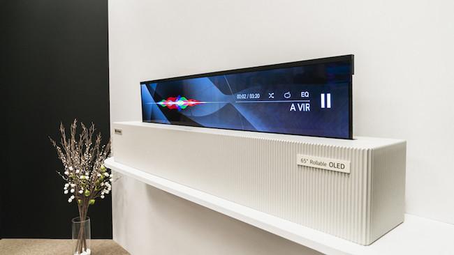 LG TV R OLED