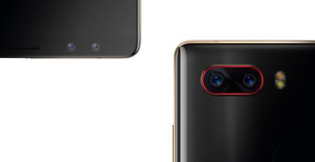 Nubia Z17S fotocamere