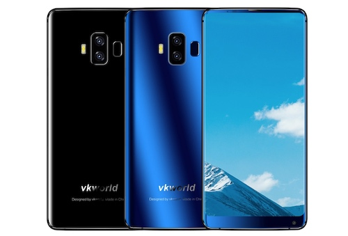 TomTop Vkworld S8 colors