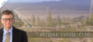 Bill Gates Arizona città del futuro