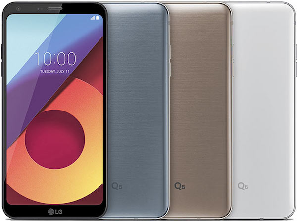 Black Friday LG Q6