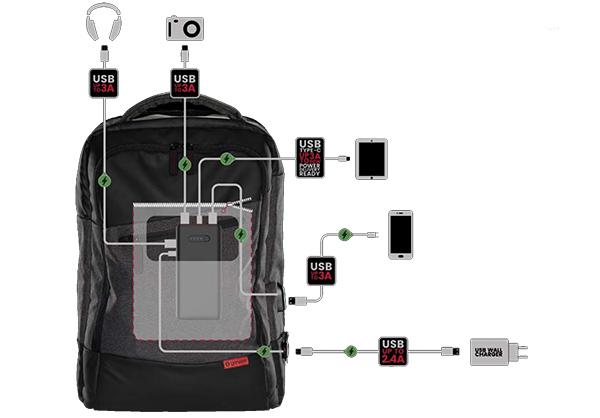 Geneeo Genius Pack Charge