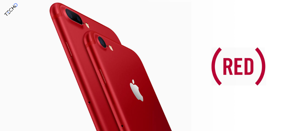 Apple iPhone 8 RED PRODUCT