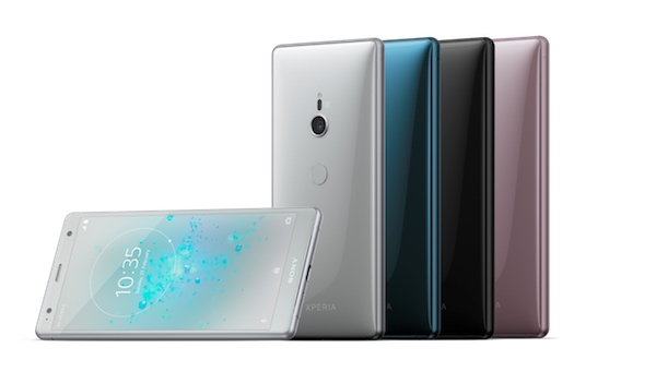 Sony Mobile Xperia XZ2