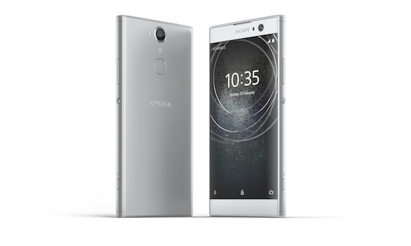 Sony Mobile XA2