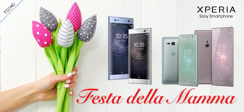 Sony Mobile Xperia Festa della Mamma