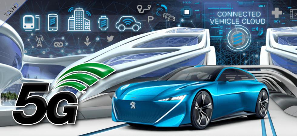 5G automobili