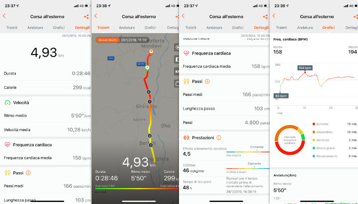 Huawei Band 2 PRO app