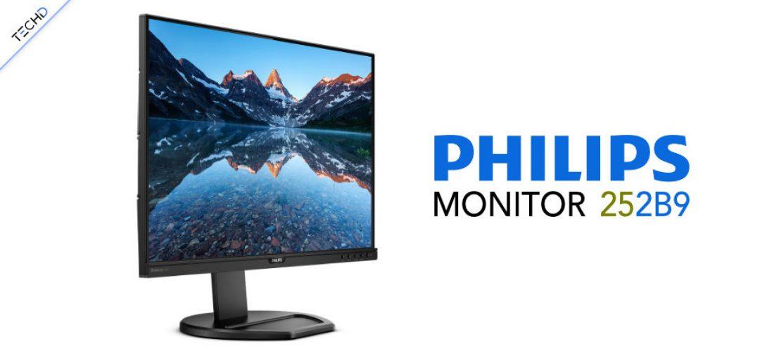 Philips 252B9 , Monitor Borderless LCD IPS da 25 pollici