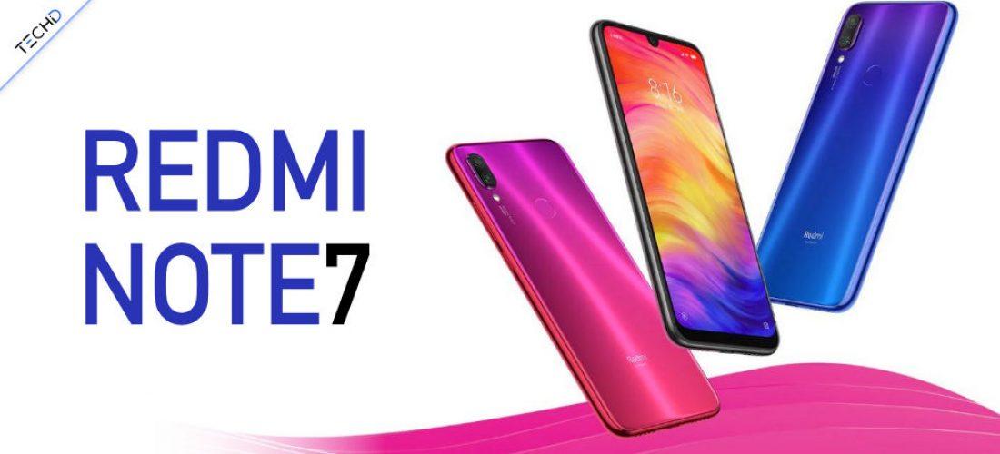 Redmi Note 7 arriva in Italia con un Prezzo Bomba!
