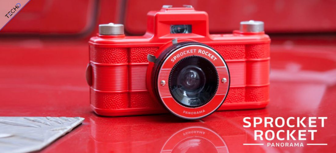 Sprocket Rocket Red 2.0 esalta il Formato da 35mm