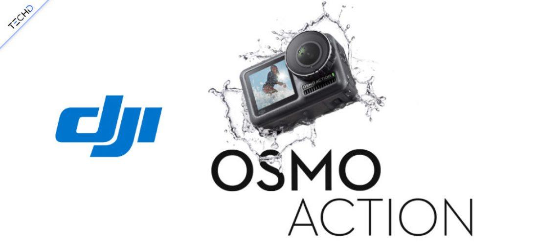 Osmo Action : Dji lancia la sfida a GoPro 7