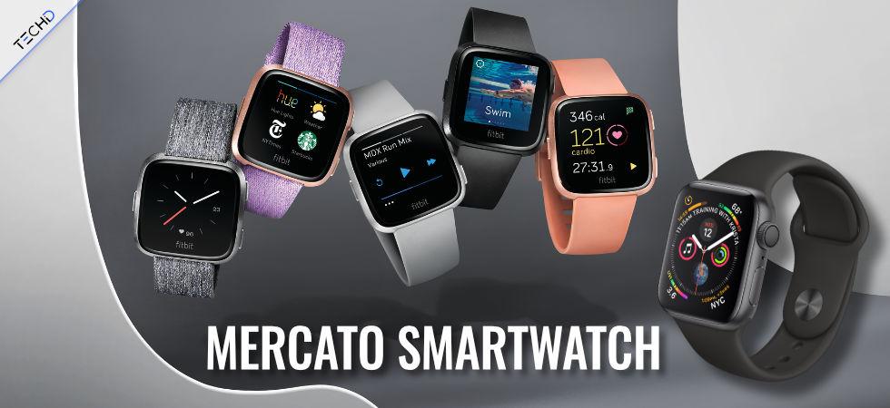 Smartwatch Mercato
