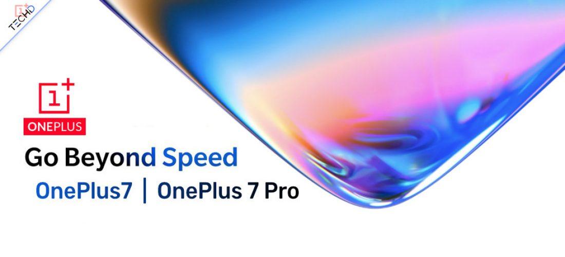 OnePlus 7 e 7 Pro presentati Ufficialmente a Londra