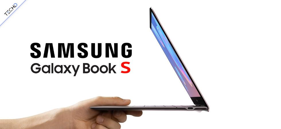 Galaxy Book S