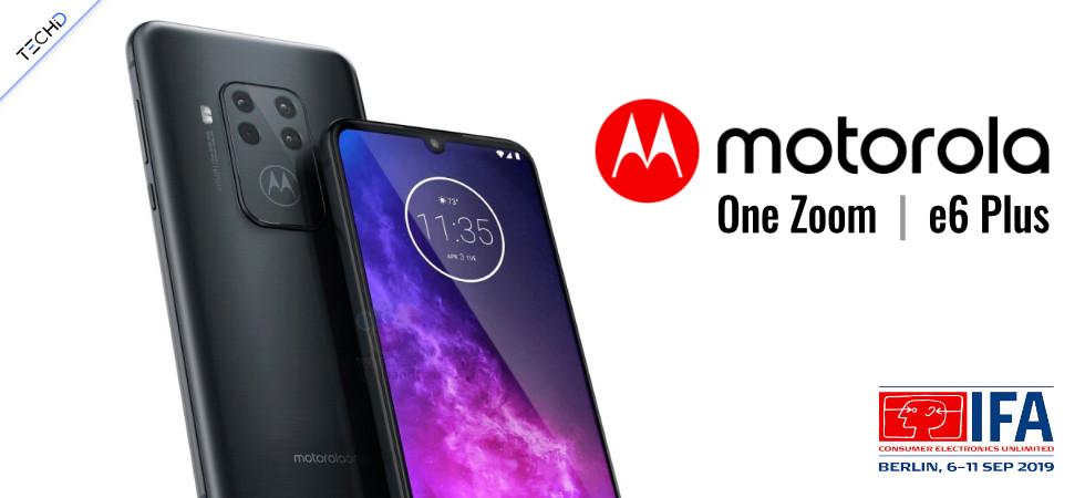 Motorola IFA 2019