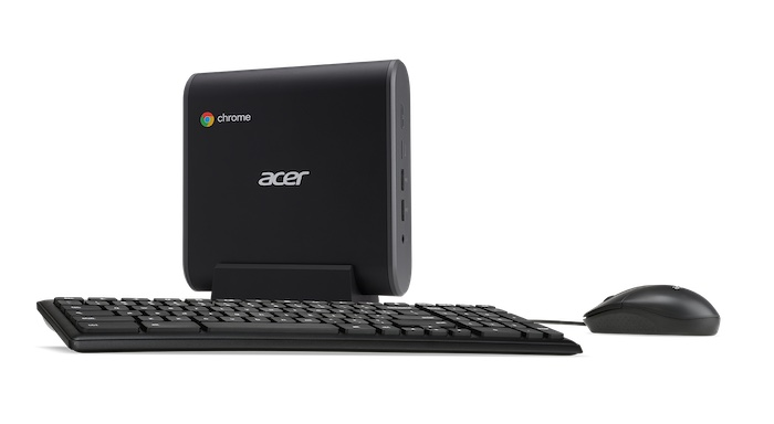 Chrome Enterprise Acer