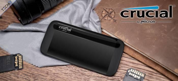 Micron Crucial X8