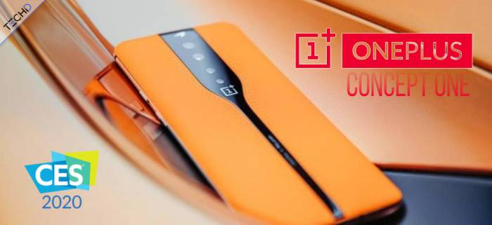 OnePlus Concept One CES 2020